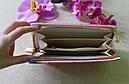 Кошелек, портмоне женский (нежно розовый), фото 2
