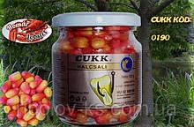 Кукуруза Cukk крашен. в стек. банке 125гр. лобстер