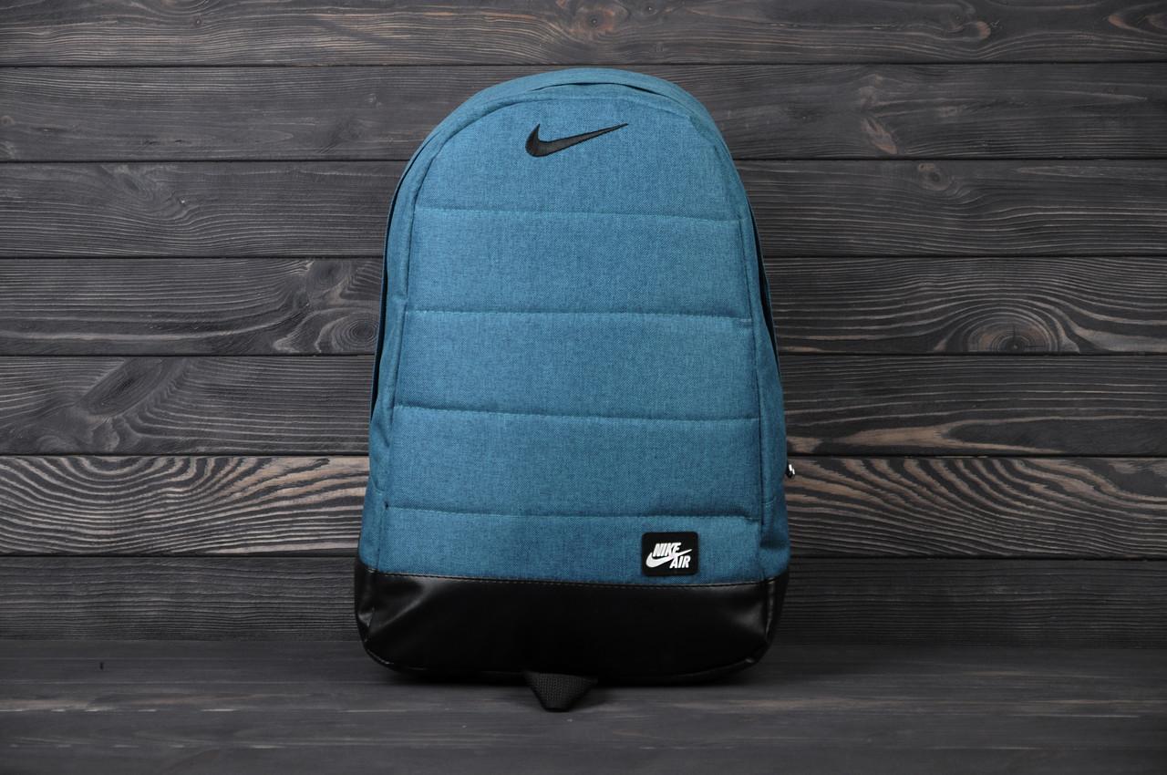 4c8a7df22537 Купить Рюкзак Nike Air молодежный стильный качественный, цвет бирюза в  Харькове от ...