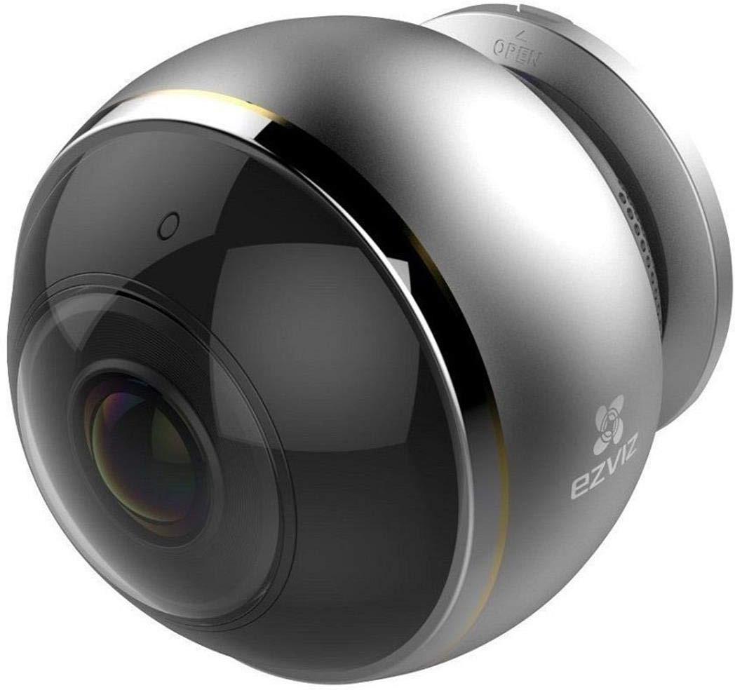 "CS-CV346-A0-7A3WFR 3 Мп панорамная Wi-Fi камера с эффектом ""рыбий глаз"" EZVIZ"