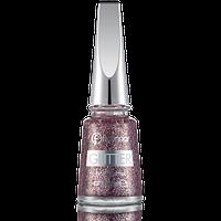 Глітерний лак для нігтів, Flormar, GL15 Red in silver, 11 мл
