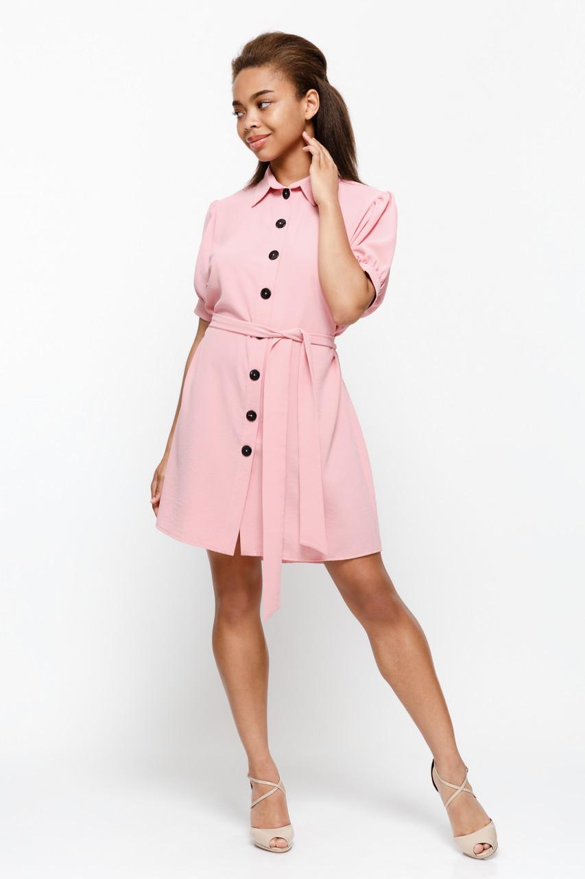 Платье LiLove 1-016 46 розовый