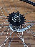 Велоколесо 28 под стакан, фото 2