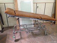 Тележка передвижная гидравлическая для транспортировки больных