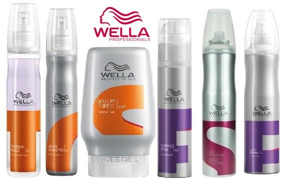 Wella Средства для укладки волос