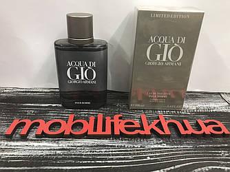 Мужская туалетная вода Giorgio Armani Acqua di Gio Limited Edition 100ml/Высокое Качество/
