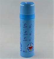 Вакуумный детский термос из нержавеющей стали BENSON BN-54 (500 мл) | термочашка Doraemon
