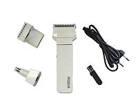 Профессиональная машинка для стрижки волос ROZIA HQ-5200 белая