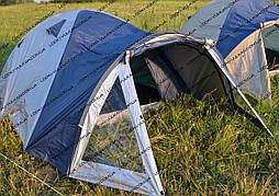 Универсальная 4-х  местная палатка EOS Segura (для охоты, рыбалки, туризма)