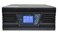 ИБП Luxeon UPS-1000ZD (600Вт), для котла, чистая синусоида, внешняя АКБ