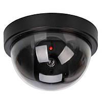 Фейковая камера видеонаблюдения купольная, фото 1