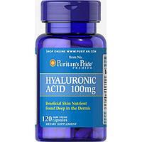 Hyaluronic Acid 100 mg - 120 caps