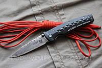 Нож складной Mcusta Tsuchi Black MCU161D