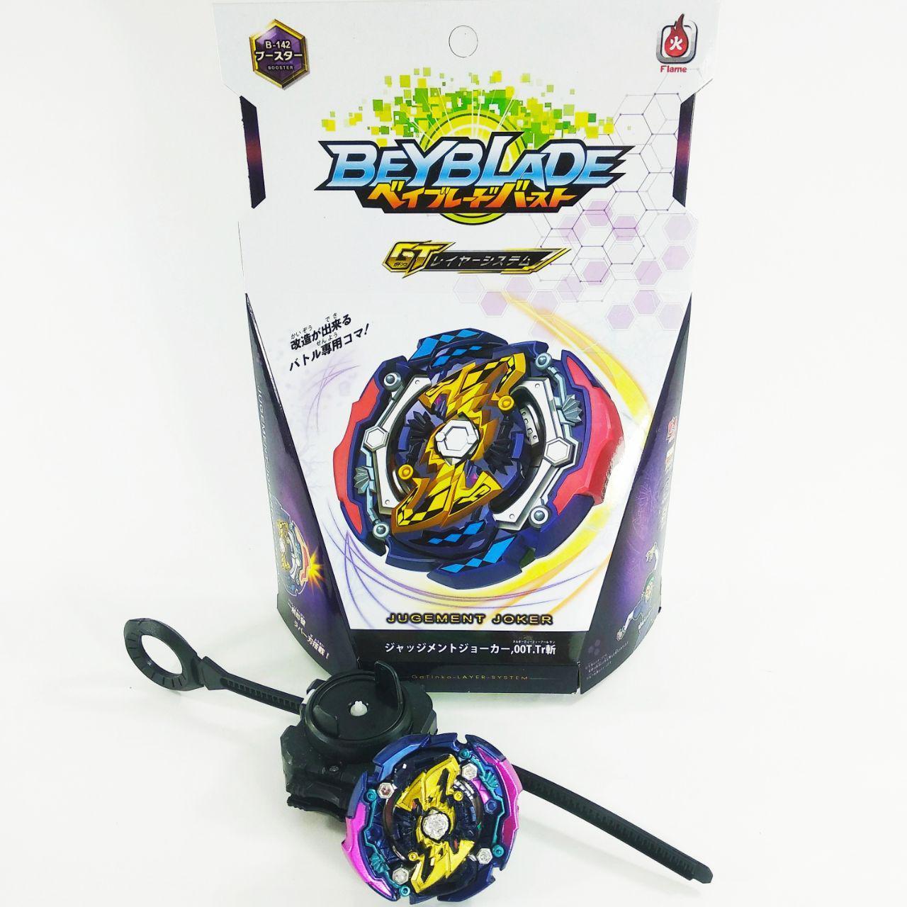 Бейблэйд Карающий Джокер B142, BeyBlade Joker -  самый популярный бей
