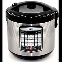 Мультиварка PROMOTEC PM-525 5 л   пароварка Промотек 45 программ   рисоварка   скороварка