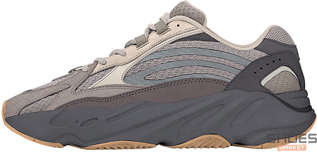 Мужские кроссовки Adidas Yeezy Boost 700 V2 Tephra FU7914, Адидас Изи Буст 700, фото 2