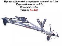 Прицеп для водного транспорта., фото 1