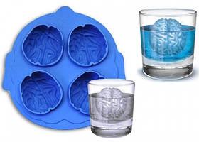 Форма для льда Мозг