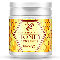 Парафінова Маска для рук з екстрактом меду BioAqua 170 г