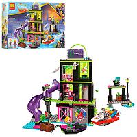 Конструктор BELA (супергерои, дом, горка, водный транспорт) 10690 438 деталей
