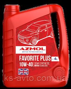 Моторное масло AZMOL Favоrite Plus 10W-40