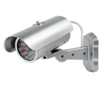 Фейковая камера видеонаблюдения уличная