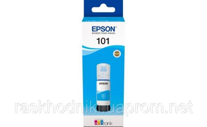 Контейнер с чернилами Epson для L4150/4160 Cyan (C13T03V24A)