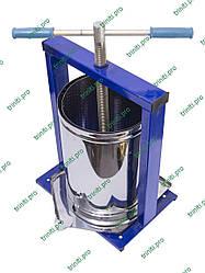 Пресс для сока механический Вилен 25 литров винтовой