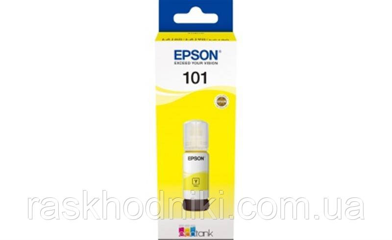 Контейнер с чернилами Epson для L4150/4160 Yellow (C13T03V44A)