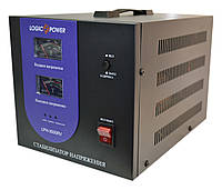 Стабилизатор напряжения Logicpower LPH-3000RV 2100Вт, фото 1