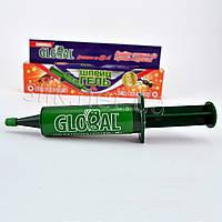 """Гель від тарганів та мурах """"Global"""" шприц 40г NEW"""