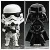 Фигурки героев фильма Звездные войны