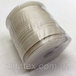 Резинка для бретель, 1,2см - СВЕТЛЫЙ БЕЖ (бобина 46м.)