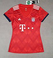 Женская футболка Баварии, сезон 2018-2019