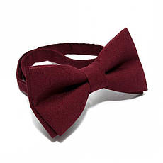 Краватка Метелик Бордова Gbz-207, фото 3
