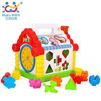 "Игрушка Huile Toys ""Веселый домик"", фото 1"