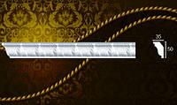 Плинтус потолочный Формат 06002KD 35*50мм 2м