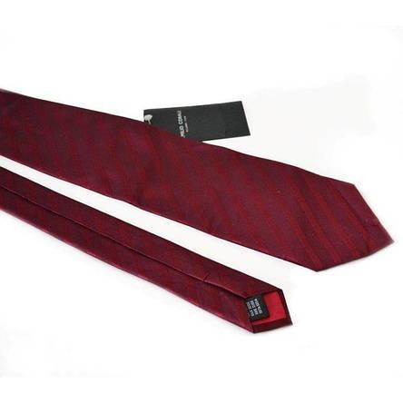 Краватка Чоловічий Бордовий Gin-2045, фото 2