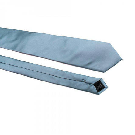 Краватка Чоловічий Блакитний Gin-2527, фото 2