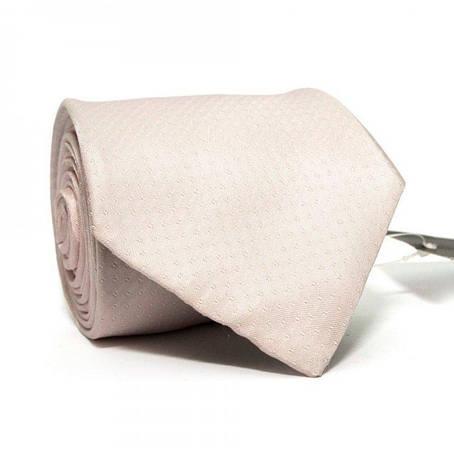 Галстук Мужской Светло-Розовый В Точки Gin-2047, фото 2
