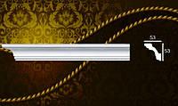 Плинтус потолочный Формат 07504KD 53*53мм 2м