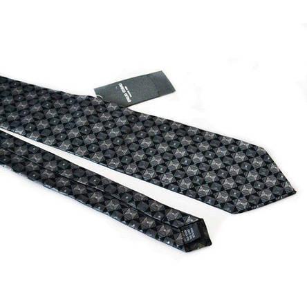 Краватка Чоловічий Сірий Gin-2070, фото 2
