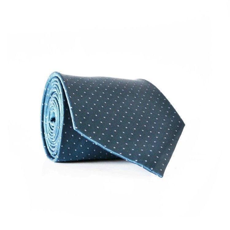 Краватка Чоловічий Синій Gin-2033-2
