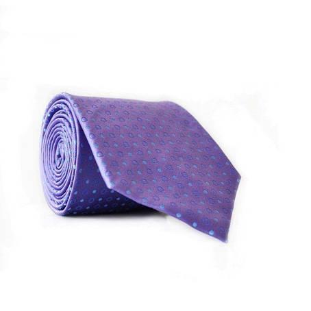 Краватка Чоловічий Фіолетовий Gin-2044, фото 2