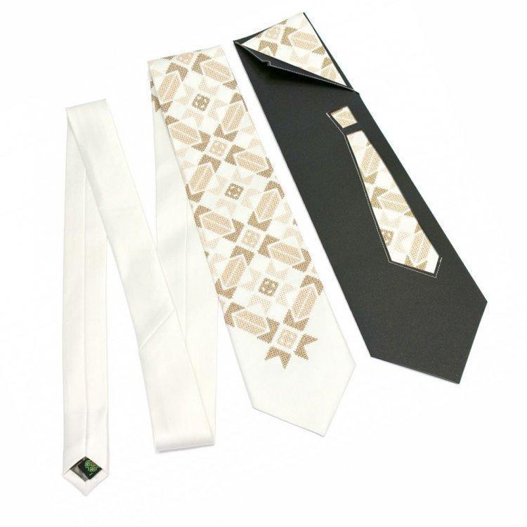 Краватка З Вишивкою LNK-5002