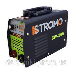 Сварочный инвертор STROMO SW295, фото 2