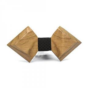 Деревянная Галстук Бабочка В Виде Пики Gbdh-8141, фото 2