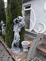 Скульптура. Девушка с кувшином.
