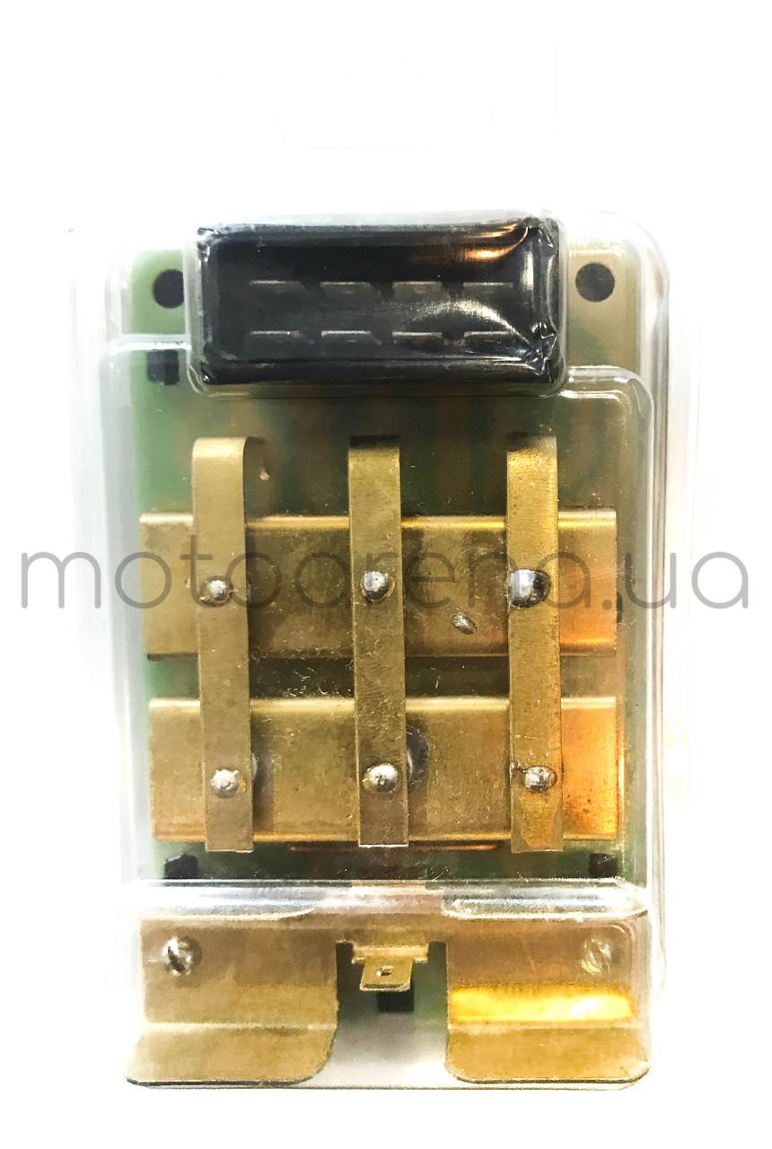Блок полупроводниковый выпрямитель «БВП»,реле зарядки ИЖ-4.