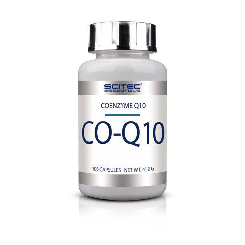 Коэнзим Q10 Scitec Nutrition CO-Q10 10mg (100 капс) скайтек нутришн